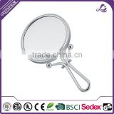 Brand new framed 7x stand magnifying mirror for wedding gift