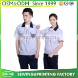 Hot sale Industrial Safety Workwear uniform High Quality Factory Worker Uniform Customized