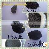 Hot sell factory price black/green silicon carbide powder/SIC for abrasives & refractory