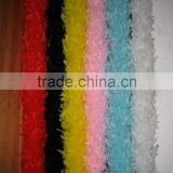 The colorful hot sale feather boa