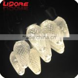 LIDORE UL Listed Warm White C7 Led Christmas String Lights