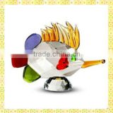 New Arrival Color Crystal Goldfish For Wedding Give Away Gifts