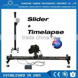 Factory supply Westage motorized camera slider with timelapse delay controller video camera