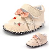 soft leather baby shoes embroidered shoes soled rubber soled outdoor love baby toddler shoes
