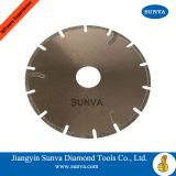 SUNVA-SY-5 Diamond Coated Saw Blades/cutting blades for glass tile stone marble ceramic wafer
