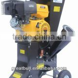 13HP gasoline 4 stroke wood machine chipper shredder