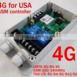 4G/3G/GSM US version GSM-CTL-4G GSM Remote Control System (SMS Relay Control box)