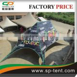 12*17m car garage tents, inflatable garage tent, mobile carport tent