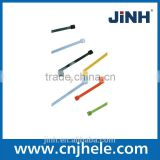 Nylon material self locking color cable tie plastic cable tie 94v-2, PA 66 standard nylon cable tie