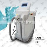 2013 Upgrade Super Multifunctional ipl laser hair remover Machine(9 HZ Laser + OPT IPL + RF)- IRL30 with CE Certificate