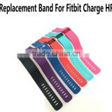 Silicone Replacement repair Wrist Strap Band DIY Repair For Fitbit Charge HR ChargeHR Watch Band Rubber Bands