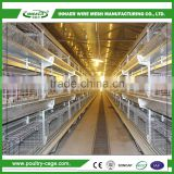 Quality OEM poultry farm chicken layer cage easy to assemble and dismantle self-assembly