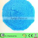 Water Soluble Dry Blue Crystal Fertilizer Grade Copper Sulfate
