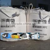 100% pp woven ton bag 1000kg for sand cement and chemical,1 ton jumbo bag, FIBC, bulk bag jute sacks