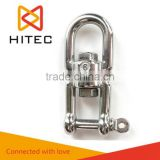 AISI 316 Stainless Steel Swivel hook and eye for link chain