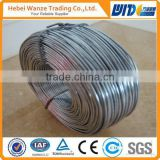 High quality galvanized binding wire / 4mm galvanized wire / hot dipped galvanized tie wire ( 20 year's factory)