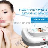 Multifunctional high frequency skin tag/spot/warts/fat granule spider vein removal beauty machine