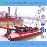 Discharge Dredger For Auto Sand Hopper Barge
