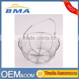 Wholesale Fruit And Vegetable Steel Wire Basket,Fruit Basket,Stainless Steel Fruit Basket