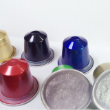 Stainless steel nespresso coffee pod direct supplier of nespresso capsule