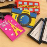 2015 Creative Cartoon Luggage Luggage Tag Label, Fashion Brand Listed On My Luggage,Welcome To Sample Custom