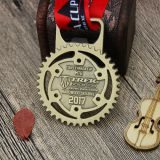 Customized antique medals for Coupe Canada Cup