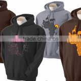Personalised & Plain Hoodies