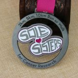 Sole Sisters Custom Antique Medals