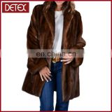 High Quality Good Prices For Natural Mink Fur Coat