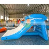 Hot heat sealed water slide for water games pvc high quality infaltable water games for kids