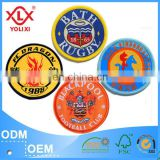 China Low Minimum Oder Quantity school badges factory