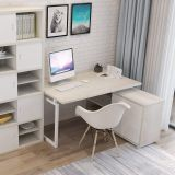 Explosive models at home, modern minimalist fashion style, home corner computer desk, desk factory outlet