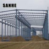 Q345 High Quality Low Cost Prefabricated  House Light Steel Structure Construction