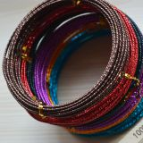 flat Aluminum craft wire,all colors and diameters