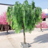 180cm artificial willow tree with many long soft branches