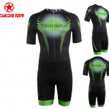 OEM sublimation outdoor speed skating wear