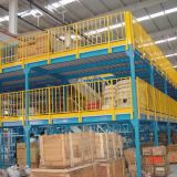 Double Deep Pallet Rack Metal Storage Shelves High-density Storage Style