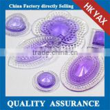0428C High quality China resin stone,wholesale resin stone crystal, epoxy stone for garment