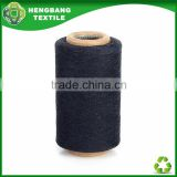 HB941 2015 new yarn recycled open end blended cotton 12s yarn for socks knitting agent in china