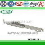 accessories of window and door non-automatic zinc alloy window lock of one side lock (HX-WL121)