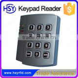Smart home system rfid 125khz door keys digital waterproof rfid reader                                                                                                         Supplier's Choice