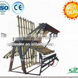 Wood Door Pneumatic Clamp Carrier/ hydraulic composer/timber press machine