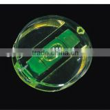 PMMA Bull eyes spirit level vial circular level vial,circular, square vial,Gradienter level bubbles