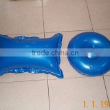 Inflatable Travel Air Pillow Beach Standard Size PVC Inflatable Relax Cushion Camping Head Rest