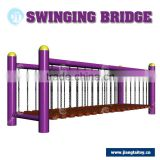 Promotion price JT-10501B china swinging bridge commercial outdoor gym fitness equipment for sale