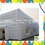 Multifunctional inflatable bubble tents, portable, photo booth, housing, display wall