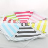 Wedding Stage Backdrop Decoration Make Paper Flag/Decorative Outdoor Flags