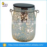 New Design Garden Solar Light With Mason Jar Solar Light Lid
