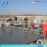 Frame Type Concrete Leveling Machine, Vibratory Concrete Truss Screed, Concrete Road Leveller - LUHENG