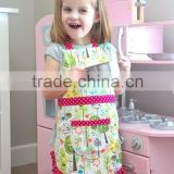 kids apron,mum and child apron set kids apron